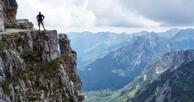 Amazing Destinations – Pasubio, Italy